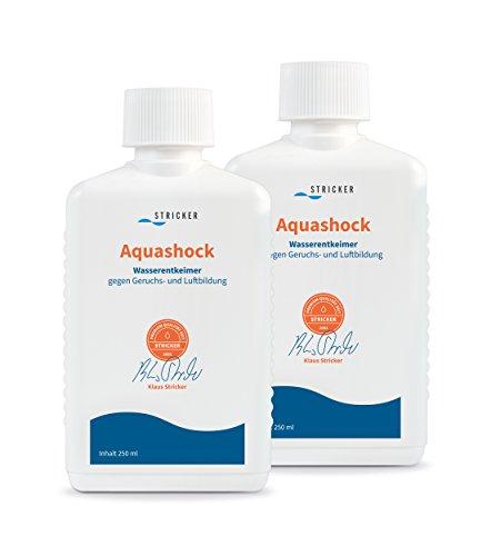 Aquaschock Wasserbett entkeimen - AQUASHOCK von Stricker