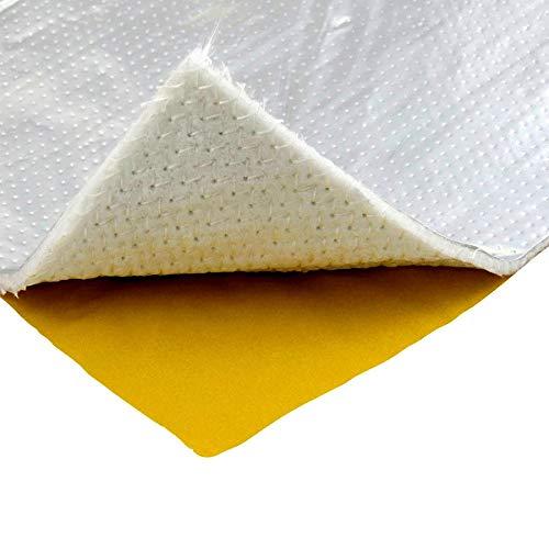 Bodenplattenisolation für Wasserbetten