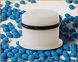 Strickerchemie Wasserbett Verschluss-Stopfen de Luxe- POM ** Gegen Luft im Wasserbett